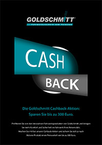 Download Goldschmitt Cashback Bonus-Aktion
