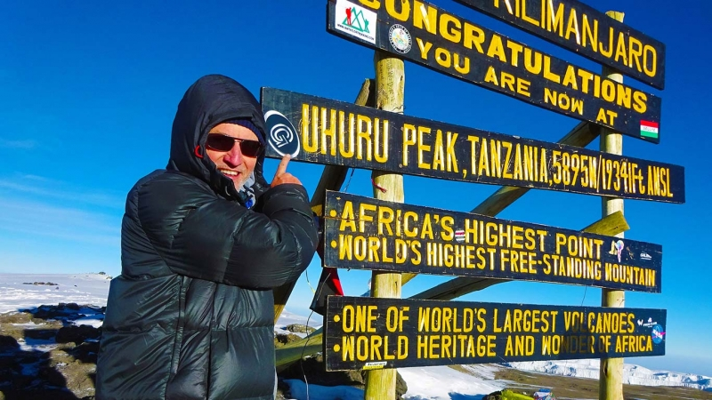 Caravaning Reise Kenia